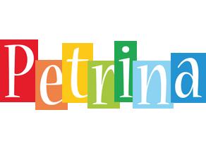 Petrina colors logo