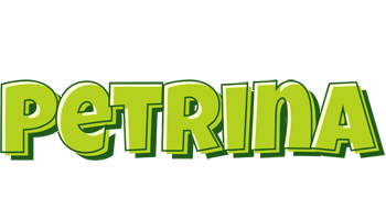 Petrina summer logo