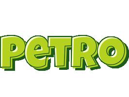 Petro summer logo