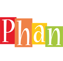 Phan colors logo