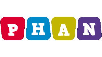 Phan kiddo logo
