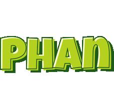 Phan summer logo