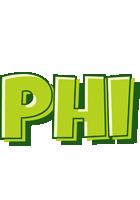 Phi summer logo