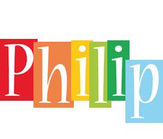 Philip colors logo