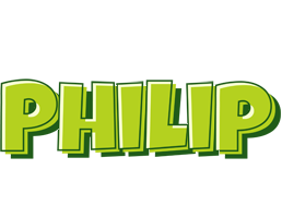 Philip summer logo