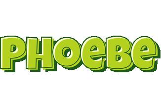 Phoebe summer logo