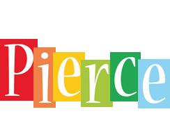 Pierce colors logo