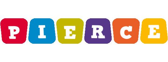 Pierce kiddo logo