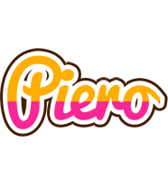 Piero smoothie logo