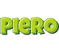 Piero summer logo