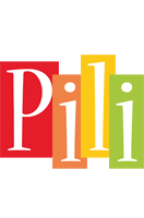 Pili colors logo