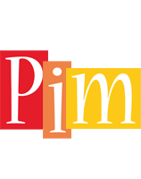 Pim colors logo