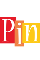 Pin colors logo
