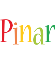 Pinar birthday logo