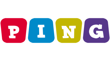 Ping kiddo logo