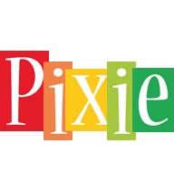 Pixie colors logo