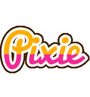 Pixie smoothie logo
