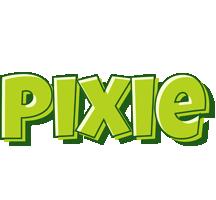 Pixie summer logo