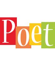 Poet colors logo