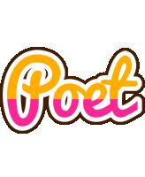 Poet smoothie logo