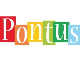 Pontus colors logo