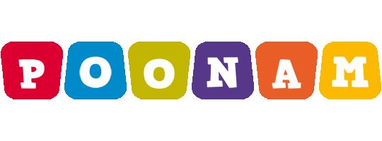 Poonam kiddo logo