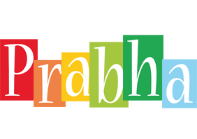 Prabha colors logo