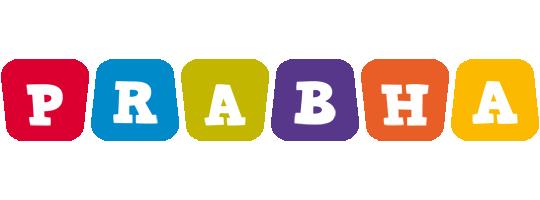 Prabha kiddo logo