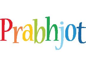 Prabhjot birthday logo