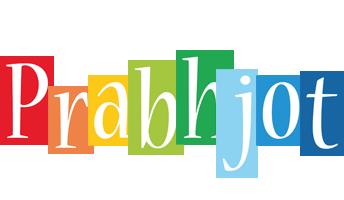 Prabhjot colors logo