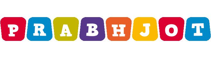 Prabhjot kiddo logo