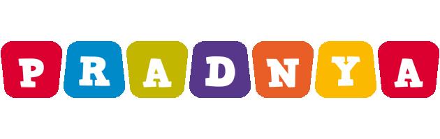 Pradnya kiddo logo