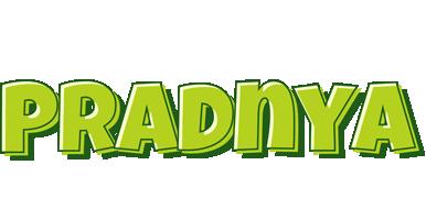 Pradnya summer logo