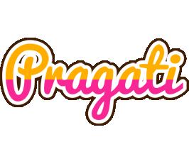 Pragati smoothie logo
