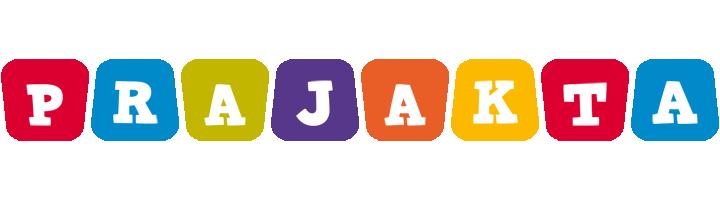 Prajakta kiddo logo