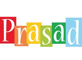 Prasad colors logo