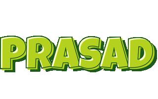 Prasad summer logo