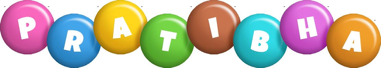 pratibha logo name logo generator candy pastel lager