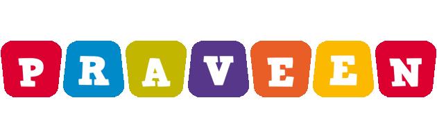 Praveen kiddo logo