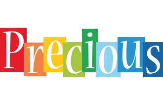 Precious colors logo