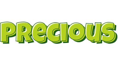 Precious summer logo