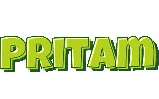 Pritam summer logo
