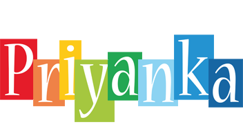 Priyanka colors logo