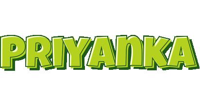 Priyanka summer logo