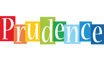 Prudence colors logo