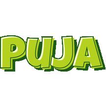 Puja summer logo