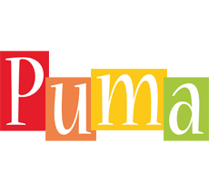 Puma colors logo