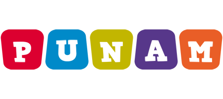 Punam kiddo logo