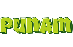 Punam summer logo
