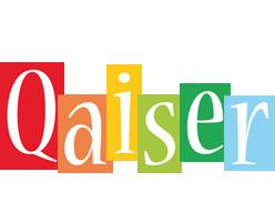 Qaiser colors logo